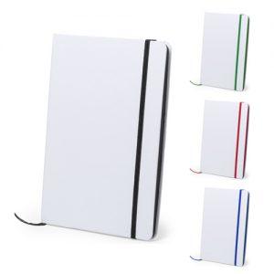 5672-bloc Note Blanc