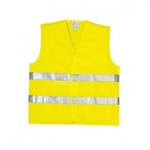 Gilet securite Jaune
